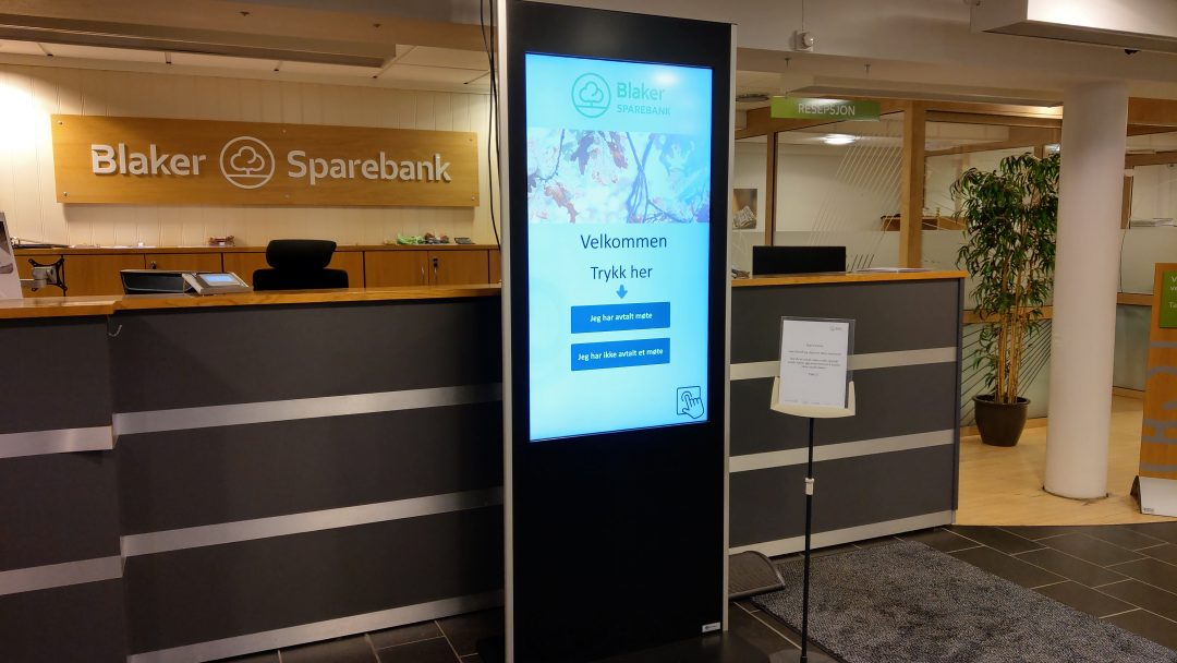Procon Digital BankVert - Blaker Sparebank
