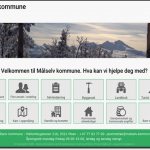 Procon ISK-portal Målselv kommune