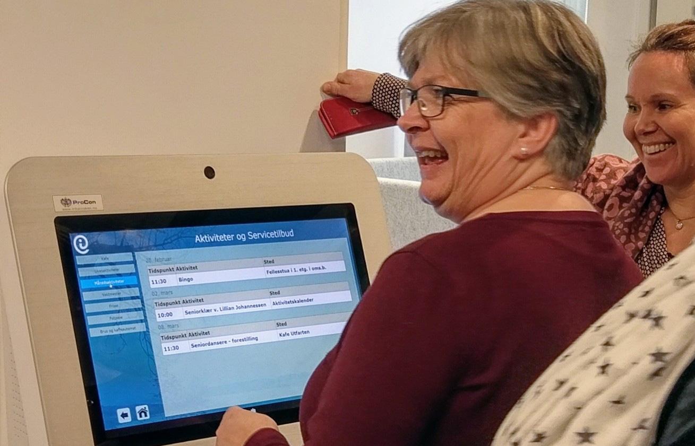 Procon InfoSøk for Sykehjem og Omsorgsboliger
